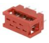 Konektor Micro-MaTch redukce PIN:6 IDC, THT 1,27mm 1A 30V