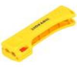 Odstraňovač izolace Vodič koaxiální Prům.vod:4,8-7,5mm