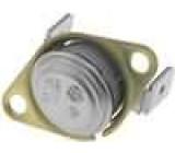 Čidlo termostat Konf.výstupu NC 90°C 16A 250VAC ±15°C