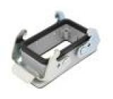 Kryt pro konektory heavy|mate Pouz velikost E10 hliník IP65
