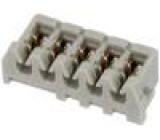 Zástrčka IDC zásuvka 5 PIN 2mm na kabel KR 100V 1A