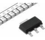 BCP53.115 Tranzistor: PNP 80V 1A 650mW SOT223