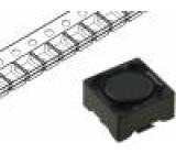 Tlumivka  vinutá 150uH 0,46A 0,88Ω SMD 7,3x7,3x4,5mm ±20%