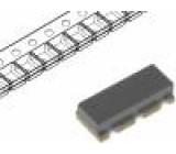 Rezonátor keramický 8MHz SMD 7,4x3,4x1,8mm ±0,5%