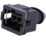 Konektor automotive Junior Timer zástrčka zásuvka PIN:2
