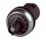 Potenciometr 22mm IP66 -25÷70°C Ø22,5mm 4,7kΩ
