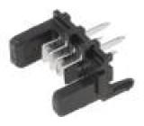 Konektor kabel-pl.spoj PicoFlex zásuvka vidlice 4 pocínovaný