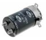 Kondenzátor elektrolytický 2200uF 450V Ø64x110mm ±20% 20000h