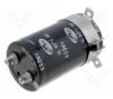 Kondenzátor elektrolytický 3300uF 450V Ø76x110mm ±20% 20000h
