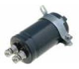 Kondenzátor elektrolytický 22000uF 50V Ø35x100mm ±20% 2000h