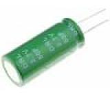 Kondenzátor elektrolytický záložní, superkondenzátor THT 50F
