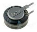 Kondenzátor elektrolytický záložní, superkondenzátor THT 5,5V