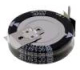 Kondenzátor elektrolytický záložní, superkondenzátor THT 1,5F