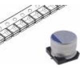 Kondenzátor polymerový 220uF 2,5V ESR:23mΩ SMD ±20% 2000h