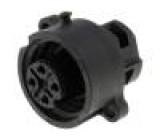 Konektor kulatý zásuvka zásuvka Řada: ECOMATE (C016) PIN:4