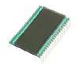 Zobrazovač: LCD číslicový STN Positive Poč.dig:4,5