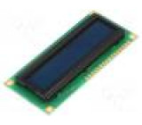 Zobrazovač: OLED grafický 2,4