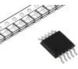 Obvod dohledu 4,5÷12VDC MSOP10 Výst.nap:4,2V