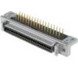 Konektor MDR PIN:68 stíněný Zajištění: zacvaknutí do panelu