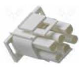 Konektor vodič-vodič Řada: MLX zástrčka vidlice/zásuvka PIN:6
