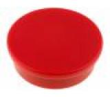 Magnet: konstantní neodymový Ø:36mm H:8,5mm Mat.těl: plast 35N