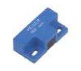 Magnet: konstantní 34,2x16,7x10mm AlNiCo500 1240mT