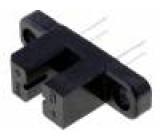 Optočlen štěrbinová s clonou Výst: tranzistorový 70V