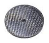 Odrazná plocha upevnění 1 x M4 Vnější rozměry: Ø84x7,4mm