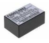 Převodník: DC/DC 2,5W Uvst:18÷36V 5VDC Ivýst:500mA 0,02ppm/°C