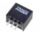 TSR0.5-2490 Převodník: DC/DC 1,5W Uvst:11÷32V 9VDC Ivýst:500mA SIP3 1,95g