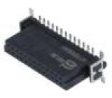 Konektor plošný spoj-plošný spoj zásuvka PIN:26 1,27mm 2,3A