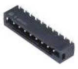 Konektor kabel-pl.spoj PIN:8 2,54mm Řada: har-flexicon SMT