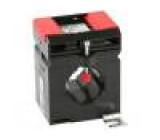 Proudový transformátor I AC:100A 5VA 5A 75,5x61x68mm