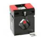 Proudový transformátor I AC:300A 5VA 5A 75,5x61x68mm