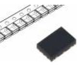 26WF016B-104I/MF Paměť: Serial Flash SDI, SPI, SQI 104MHz 2,7÷3,6V TDFN8