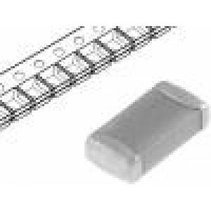 Kondenzátor: keramický 1nF 2kV X7R ±10% SMD 1206 -55÷125°C