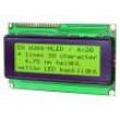 Display: LCD alphanumeric STN Positive 20x4 yellow-green LED