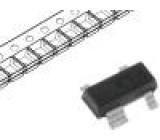 BCV62AE6327 Tranzistor: PNP x2 bipolární 30V 100mA 300mW SOT143
