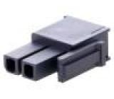Konektor kabel-pl.spoj zástrčka zásuvka Řada: Mega-Fit 5,7mm