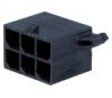 Konektor kabel-pl.spoj zásuvka vidlice Řada: Mega-Fit 5,7mm