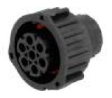 Zástrčka Konektor kulatý 1.5mm System zásuvka PIN:7 na kabel