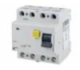 Proudový chránič Ijmen:25A Iroz:0,03A Nárazový proud:250A