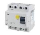 Proudový chránič Ijmen:63A Iroz:0,3A Nárazový proud:250A