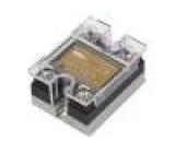 Relé polovidičová Uříd:3,8÷10VDC Iovlad:4÷20mA 15A Řada: ASR