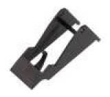 Vybavení pro relé: vysouvací spona DIN Řada: SSR2