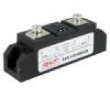 Relé polovidičová Uříd:3÷32VDC 120A 44÷480VAC Řada: SSR-R