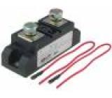 Relé polovidičová Uříd:3÷32VDC 350A 44÷480VAC Řada: SSR-Z