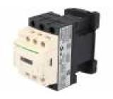 Stykač 3-pólový Pomocné kontakty: NC, NO 220VAC 9A NO x3 DIN
