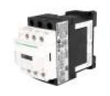 Stykač 3-pólový Pomocné kontakty: NO + NC 24VDC 12A NO x3