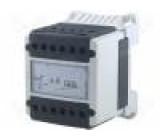 Transformátor ochranný 63VA 230VAC 230V IP20 Montáž: DIN